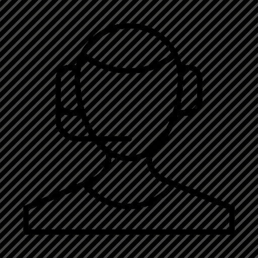 account, avatar, person, profile, support, user icon