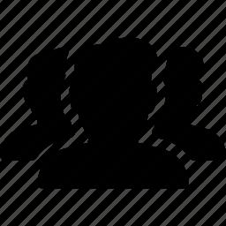 group, male, man, profile, user icon