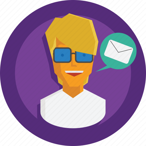 avatar, boy, character, contact, email, man, message, people, person, team, team member, testimonial, user icon