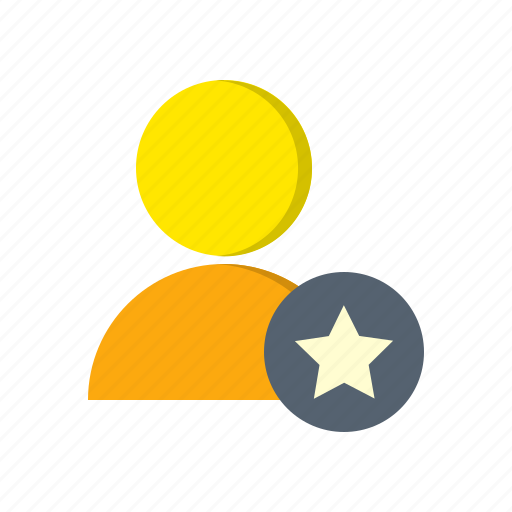 Account, avatar, favorite, profile, star, user icon - Download on Iconfinder