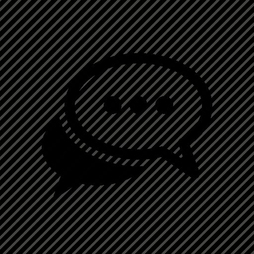 call, chat, communication, conversation, phone, speech, talk icon