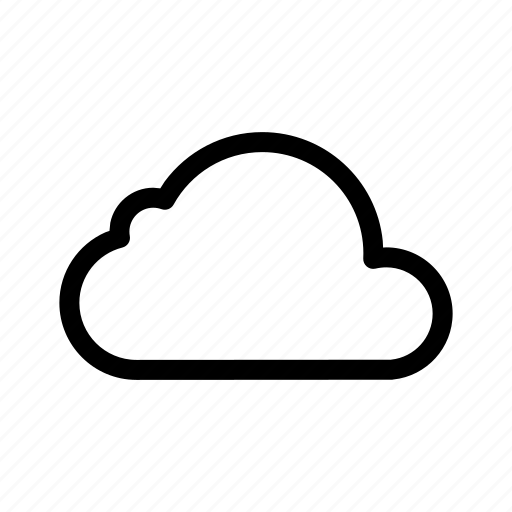 cloud, computing, data, internet, network, server, weather icon