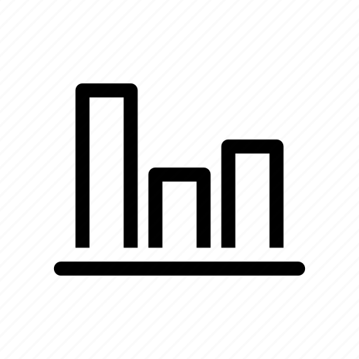 analysis, bar, chart, data, graph, report, statistics icon