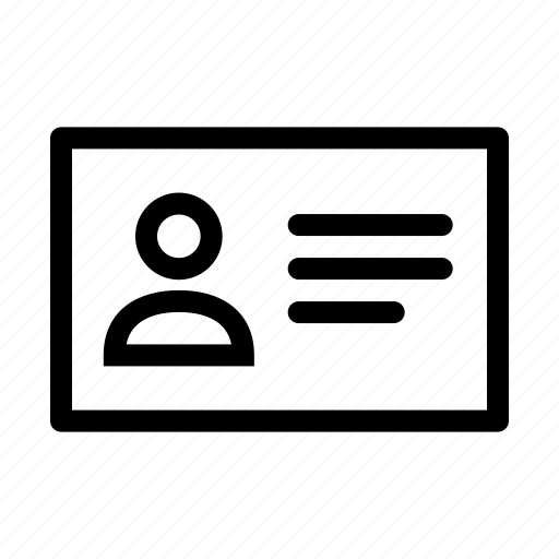 account, business, data, man, person, profile, user icon