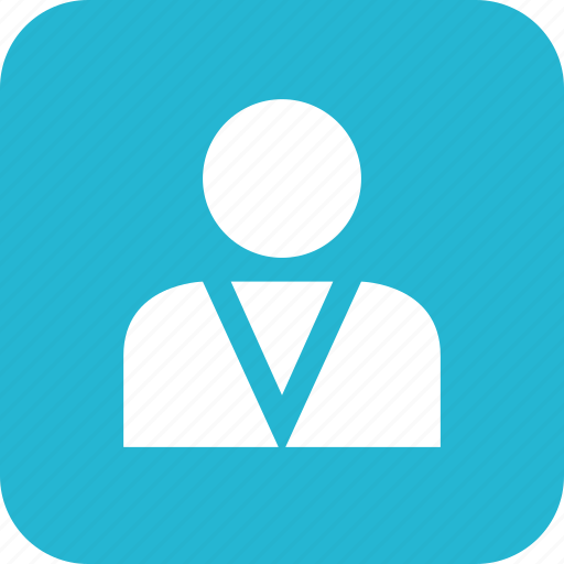 boss, business, data, user icon