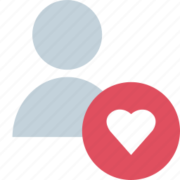 favorite, heart, save icon