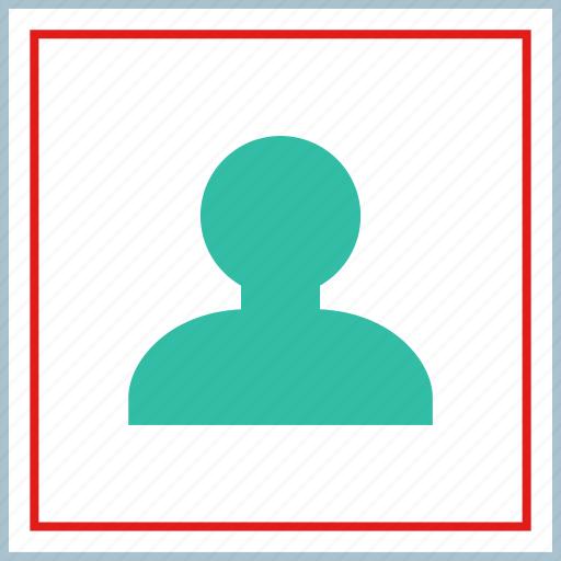 data, person, user icon