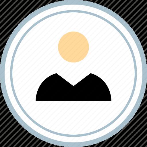 online, person, user, web icon