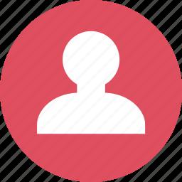 person, persona, staff, user icon
