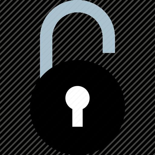 safe, secured, unlock icon