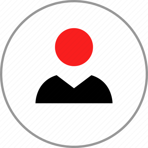 avatar, online, person, user icon
