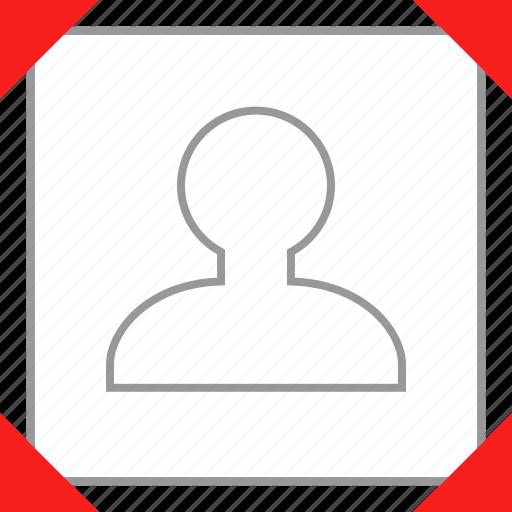 avatar, ui, user, ux icon