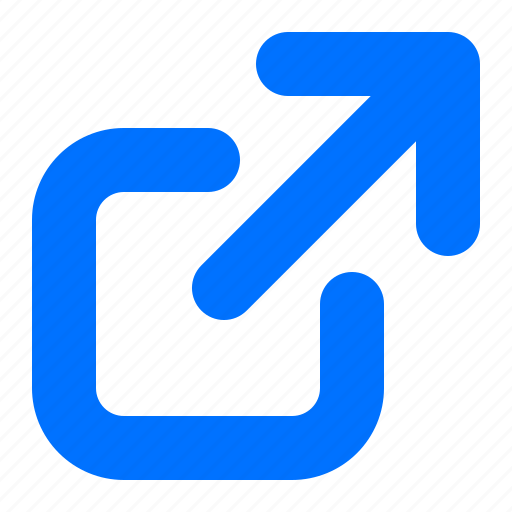 arrow, expand, up icon