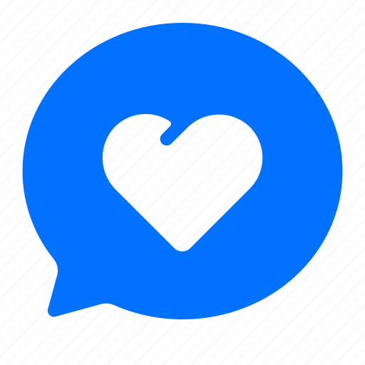chat, favourite, message, text icon