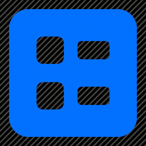 checklist, list, text icon