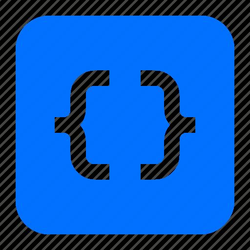code, coding, program, window icon