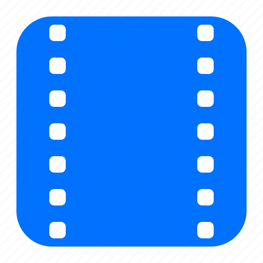 entertainment, file, multimedia, video icon