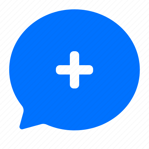 add, create, message, new icon