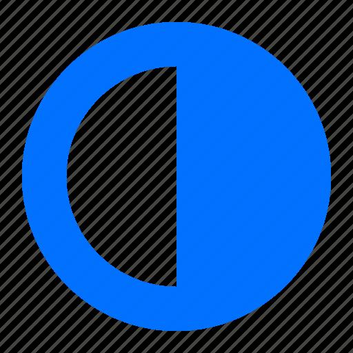 brightness, options, settings icon
