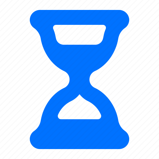 halfway, hourglass, time, timer icon