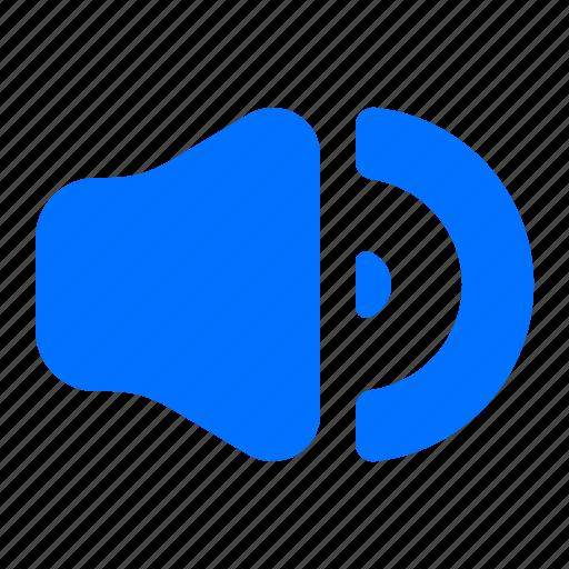 audio, high, sound, volume icon