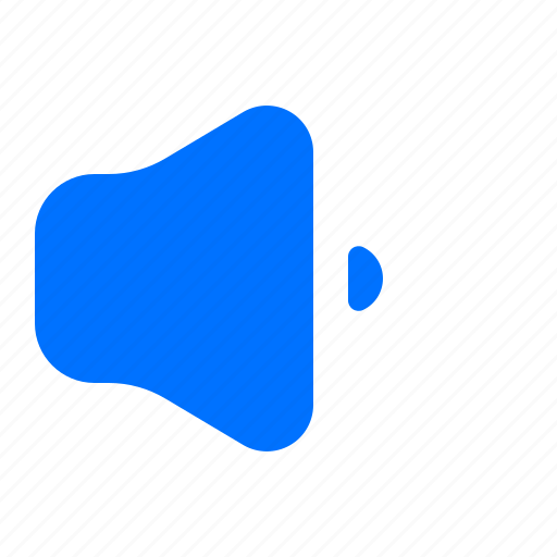 audio, low, sound, volume icon