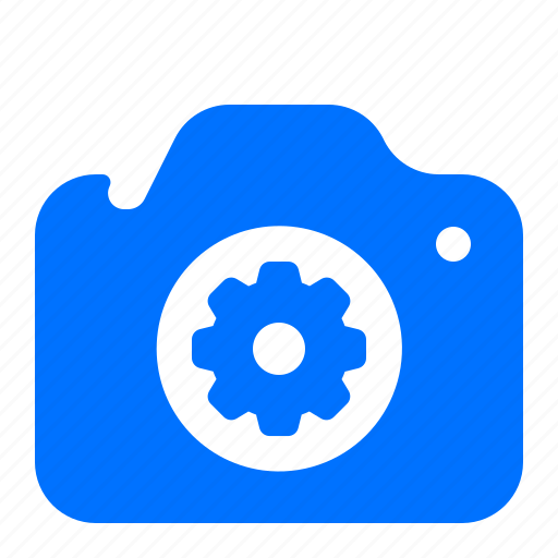camera, options, preferences, settings icon