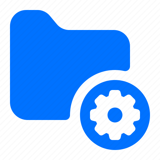 folder, options, preferences, settings icon
