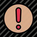 alert, error, warning, disclamation, caution