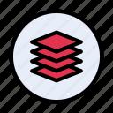 layers, sheet, design, tools, ui
