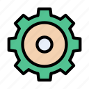 setting, configure, preference, cogwheel, ux
