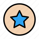 star, favorite, like, rating, feedback