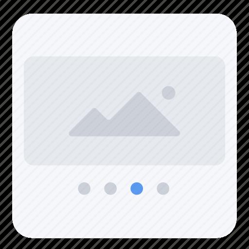 display, image, photo, screen, ui, ux, web icon