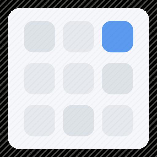 app, display, screen, ui, ux, web icon