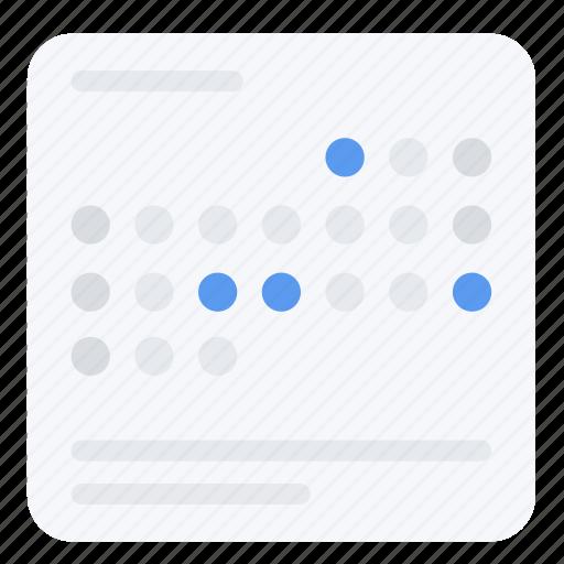calendar, design, screen, ui, ux, web icon