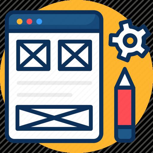 advertising, blog, blog management icon, blogging, concep icon