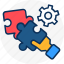 brainstorming, concept, effective, problem solution, solution icon, strategy icon
