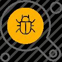 bug, search, interface, ux, ui