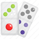 board game, casino dice, dice, game, game equipment, ludo icon