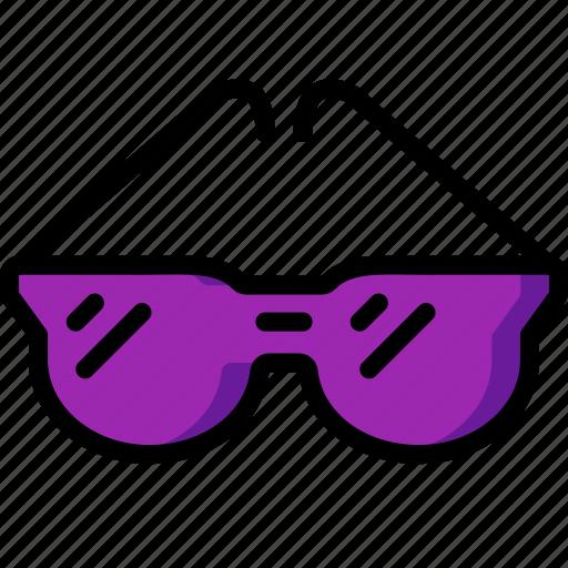 holiday, shades, sunglasses, travel, vacation, vacations icon