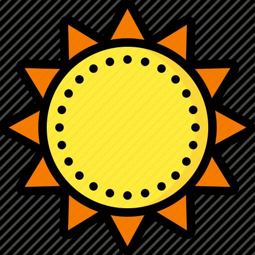 holiday, hot, sun, sunshine, travel, vacation, vacations icon