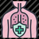 lung, coronavirus, epidemic, disease, preventing infectious diseases, infectious diseases, covid 19