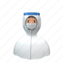medical staff, personal protective equipment, pandemic, covid-19, outbreak, protection, epidemic