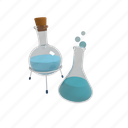 test tube, beaker, laboratory, flask, chemical, container, experiment