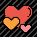 heart, heartbeat, love, romance, valentine