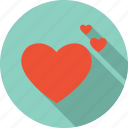heart, love, romantic, valentine, valentines, wedding icon