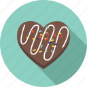 chocolate, day, favorite, heart, love, romance, valentine icon