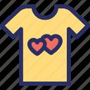 clothes, clothing, fashion, shirt, t shirt icon