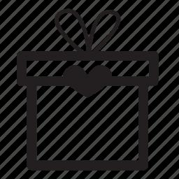 box, date, gift, present icon