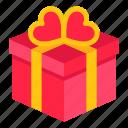 christmas, day, gift, heart, love, propose, romance, romantic, valentine, wedding icon